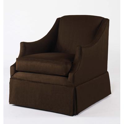 Century Enzo Skirted Chair