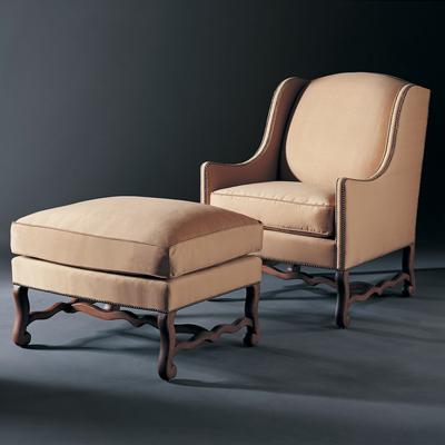 Century Bozeman Chair & Century 11-756 Century Signature Bozeman Chair Discount Furniture at ...