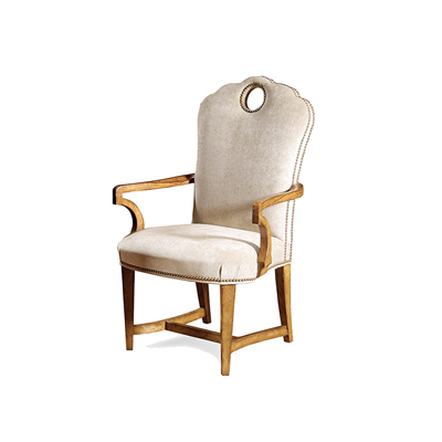Century Ring Arm Chair