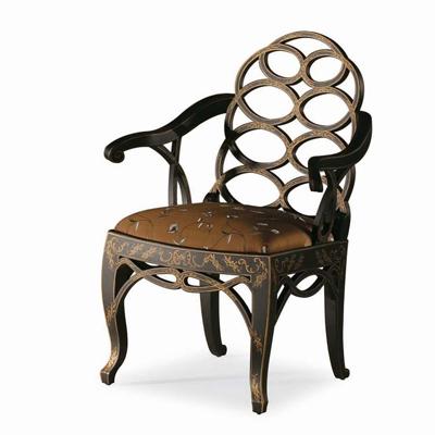 Century Hoop Back Arm Chair