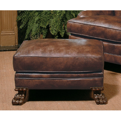 Century lr 38135 century leather brisbane ottoman discount for Affordable furniture brisbane