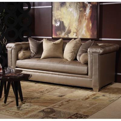 Century Salinas Decorative Metal Sofa