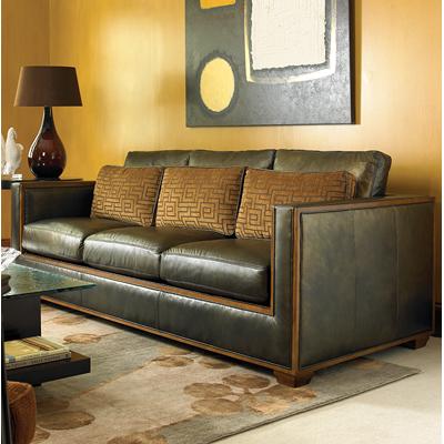 Century Bolton Metal Sofa