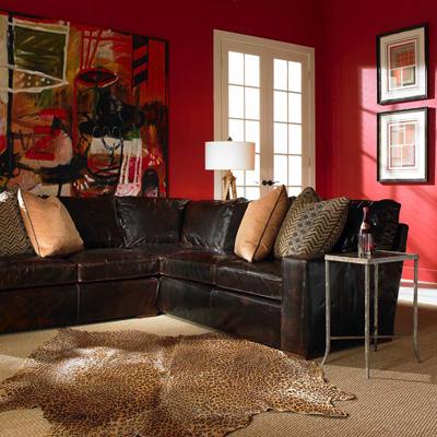 Century Hampton Raf Corner Sofa