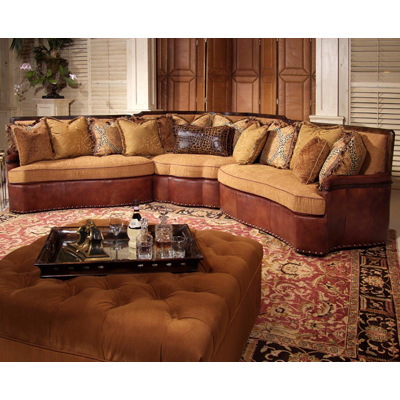 Century Greatwood Laf Love Seat