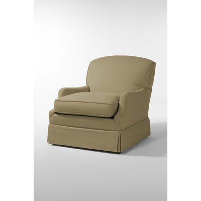 Century Brady Skirted Chair