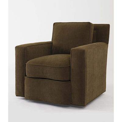 Century Knox Swivel Chair