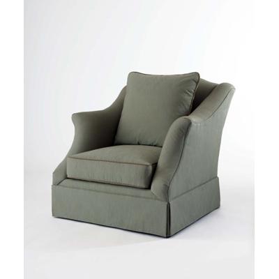Century Stafford Skirted Chair