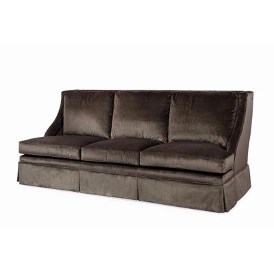 Century Cyprus Skirted Sofa