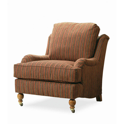Century Russell Skirted Chair