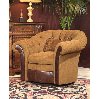 Century Hayden Swivel Chair