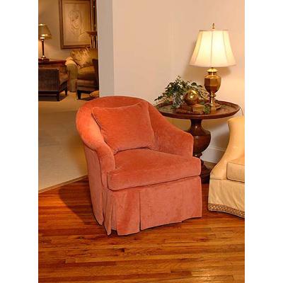 Century Lauri Swivel Chair
