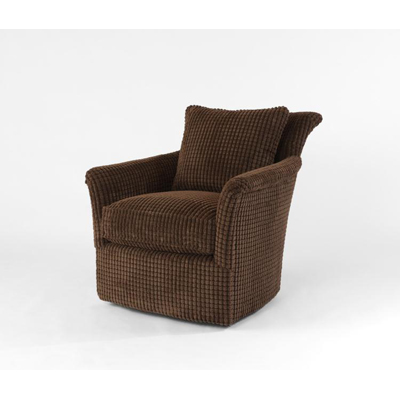 Century Pratt Swivel Chair