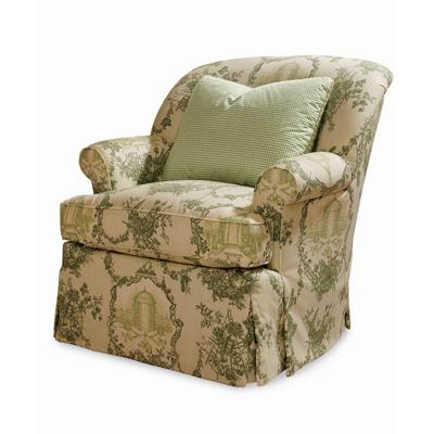 Century Rebecca Swivel Chair