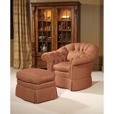 Century Montego Swivel Chair