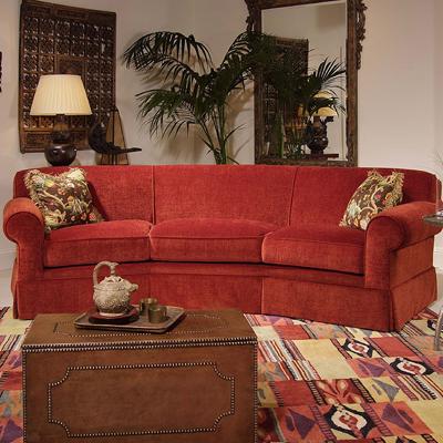 Century Cornerstone Wedge Sofa