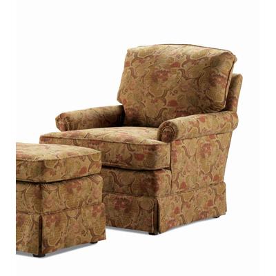 Century Jill Skirted Chair