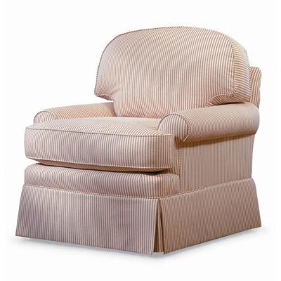 Century Carlin Swivel Glider Chair