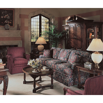 Century LTD7257 2 Elegance Lexington Sofa Discount Furniture at Hickory Park Furniture Galleries