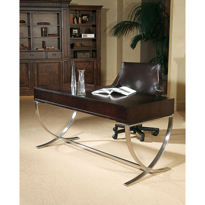 Century Metal Base Table Desk