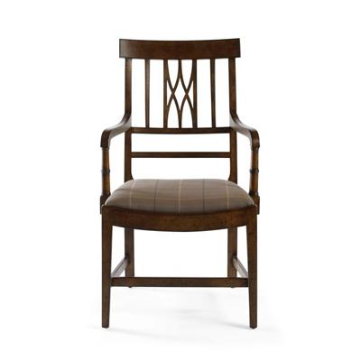 Century Megs Dining Arm Chair