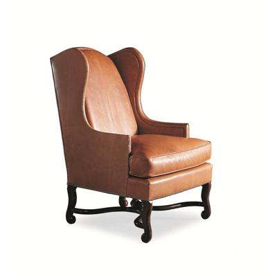 Century 11 1013 Century Signature Billings Wing Chair Discount Furniture At Hickory Park