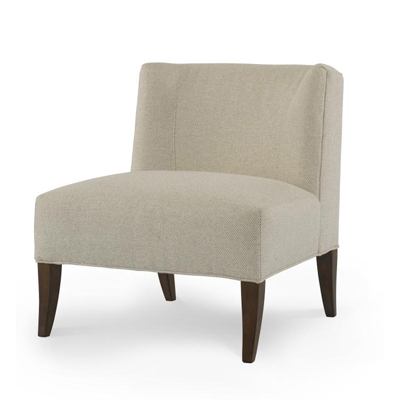 Century Cabo Armless Chair