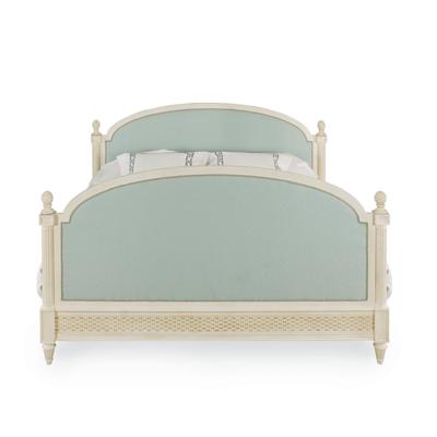 Century Atlanta Low Post Upholstery Bed Queen Size