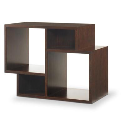 Century Geometric Modular Bookcase