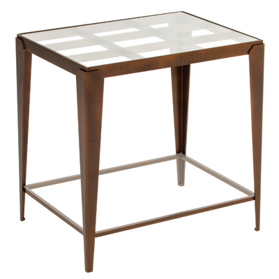 Charleston Forge Matrix End Table