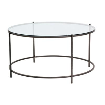 Charleston Forge Oculus Cocktail Table