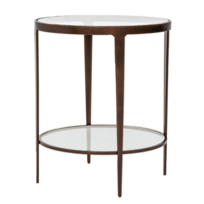 Charleston Forge Roundabout End Table