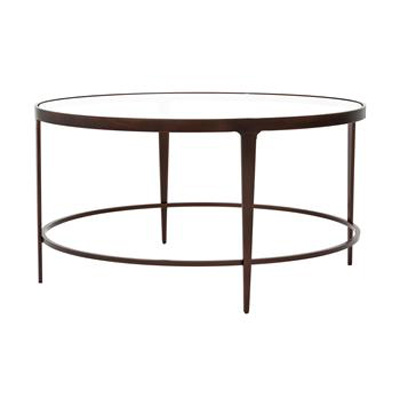 Charleston Forge Roundabout Cocktail Table