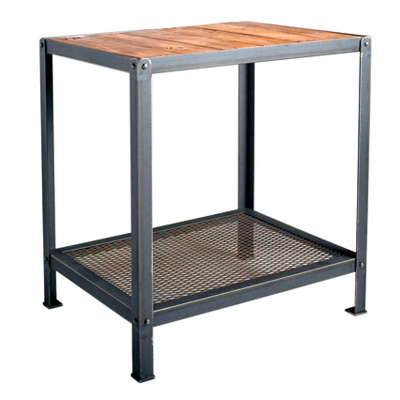 Charleston Forge Warehouse End Table