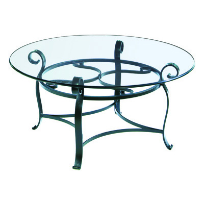Charleston Forge Camino 42 inch Round Cocktail Table