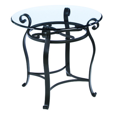 Charleston Forge Camino 28 inch Round End Table