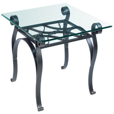 Charleston Forge Camino Square End Table