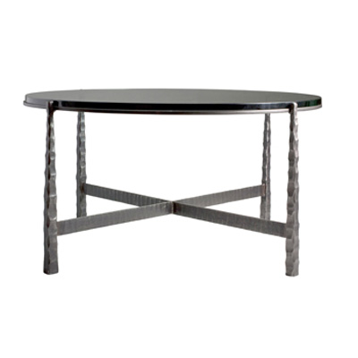 Charleston Forge Nash Large 36 inch Round Cocktail Table