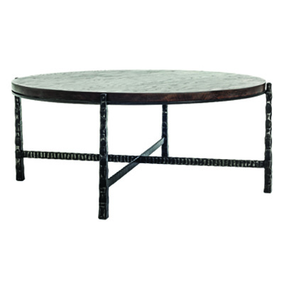 Charleston Forge Nash 42 inch Round Cocktail Table