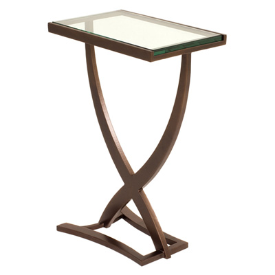 Charleston Forge Sterling Drink Table