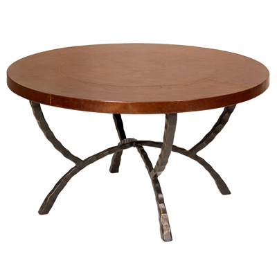 Charleston Forge Hudson 36 inch Round Cocktail Table