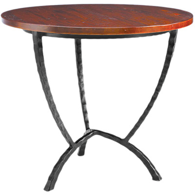 Charleston Forge Hudson Round End Table