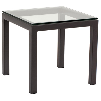 Charleston Forge Parsons End Table