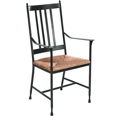 Charleston Forge Circa 1905 Arm Chair