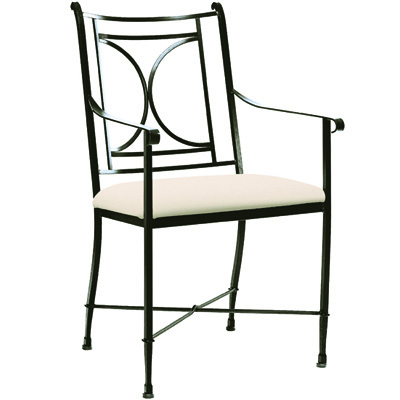 Charleston forge c765 bench xanadu side chair discount for Charleston forge furniture