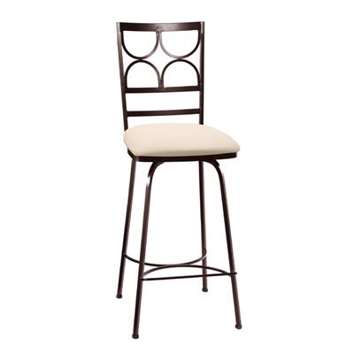 Charleston forge c981 barstool parsons wood seat 30 inch for Charleston forge furniture
