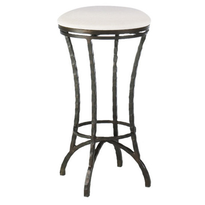 Charleston forge c850 counterstool hudson backless swivel for Charleston forge furniture