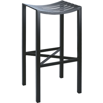 Charleston Forge Parsons Metal Seat 30 inch
