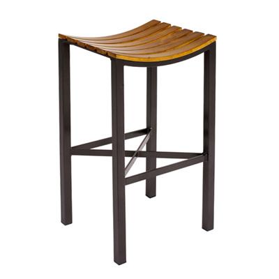 Charleston Forge Parsons Wood Seat 30 inch