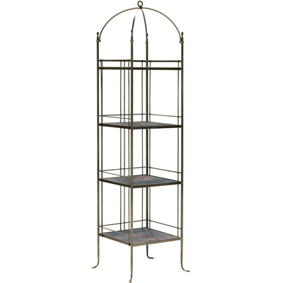 Charleston Forge Monarch Bakers Rack